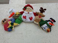 Felt Ornaments, Christmas Ornaments, Christmas Stockings, Holiday Decor, Home Decor, Ideas, Door Hangings, Diy Christmas Ornaments, Holiday Decorating