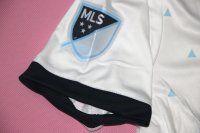 Vancouver Whitecaps FC 2017-18 Season Home White MLS Shirt Jersey [J727]