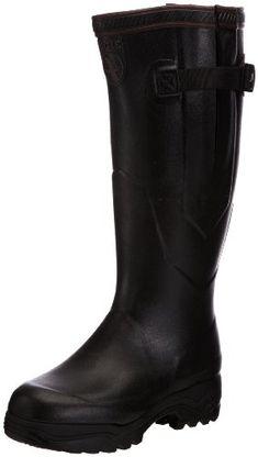 82d1f2902fdb Aigle Parcours 2 Iso Unisex-adults  Wellington Boots Black 5.5 Uk (39 Eu
