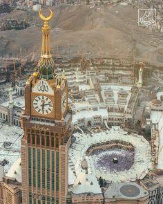 Islamic Wallpaper Hd, Mecca Wallpaper, Allah Wallpaper, Beautiful Mosques, Beautiful Islamic Quotes, Masjid Al Haram, Islamic World, Madina, Islamic Pictures