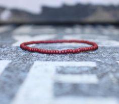 Men's bracelet, bracelet for men, mens bead bracelet, beaded bracelet, bracelet for men, Small bead bracelet by DESERTDUSTMEN on Etsy