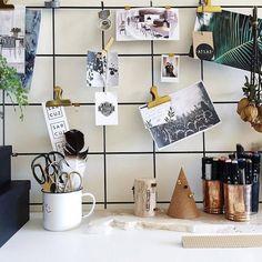 Black White Wall Drahtnetz, Wire Mesh Memo Board Ankündigung Metallgitter, Pinnwand, Memoboard Küche