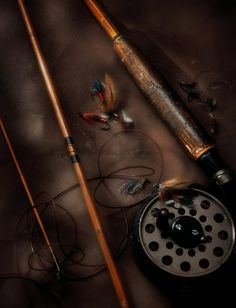 'Dad's Fly Rod' by Ted Coldwell is available now at www.herringbone.ca. Photograph on archival paper, various sizes.  #CanadianPhotography #CanadianPhotographer #CanadianArtGallery #NovaScotiaPhotographer  #ArtFromCoastToCoast #HerringboneGallery Canadian Art, Fly Rods, See Images, Epson, All Print, Three Dimensional, Black Metal, Herringbone, Ted