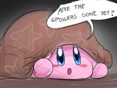 For those worried a wee bit too much about spoilers..!