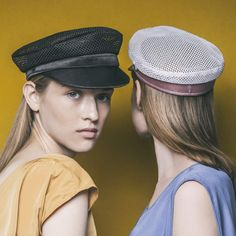 Handcrafted hats in satin and net collection Hat Making, Showroom, Satin, Collection, Fashion, Moda, Fashion Styles, Elastic Satin, Fashion Illustrations