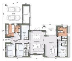 Planer, Floor Plans, How To Plan, Inspiration, Biblical Inspiration, Floor Plan Drawing, Inspirational, House Floor Plans, Inhalation