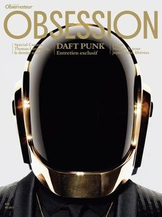 The masthead uses the colors from the helmet. The type face is neat and classy. The headlines are neatly organized and don't keep distract from the photo or the title.