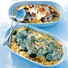 and broccoli gratin with blue cheese cauliflower and broccoli gratin ...