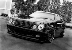 Mercedes CLK by SteveElefant
