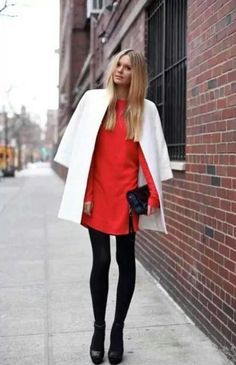 Red dress <3