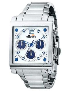 ELLESSE Sportivo 544 Chronograph Stainless Steel Bracelet από 285€ τώρα μόνο 155€  Αγοράστε το εδώ: http://www.oroloi.gr/product_info.php?products_id=9134