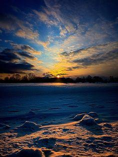 ✯ Snow Way by Phil Koch