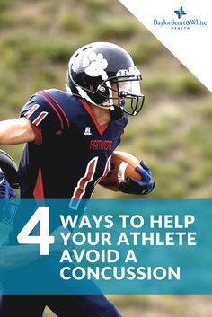 Although concussions happen in an instant, they can have a lasting impact on a young athlete. In a moment of collision, your brain is susceptible to great trauma. A concussion is an injury to the brain Kids Health, Trauma, Athlete, Safety, Campaign, Nutrition, Content, Shit Happens, Medium