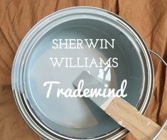Sherwin-Williams Tradewind Paint Color is among the most popular coastal paint colors preferred by interior designers. Coastal Paint Colors, Green Paint Colors, Bedroom Paint Colors, Interior Paint Colors, Paint Colors For Home, Coastal Decor, Wall Colors, House Colors, Gray Bedroom
