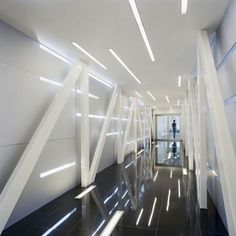 HEADQUARTERS! STRABAG headquarter by MHM Architects, Bratislava Slovakia office healthcare