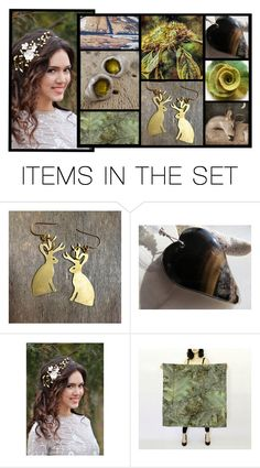 """""""Rustic Fall on Etsy"""" by fibernique ❤ liked on Polyvore featuring art and rustic"""