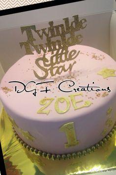 Twinkle twinkle little star birthday party #twinkletwinklelittlestar…