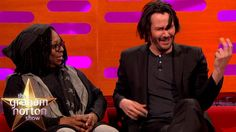 Keanu Reeves Reveals Plot Details of Bill & Ted 3 | The Graham Norton Show