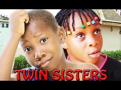 """This Nigerian Nollywood Ghallywood Movie is about This is a Nigerian Nollywood Ghallywood Online Movie """" African Films And Movies gave their best to offer th. Mercy Johnson, Try Not To Laugh, Twin Sisters, I Movie, Laughter, Twins, Comedy, Angel, Youtube"""