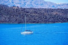 Sailing by the volcano of Santorini  http://ift.tt/1mRHTcf  #santorini #santorinivillas #santoriniheritage #greece #travel