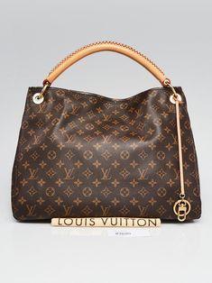 cd897ebfc6 Louis Vuitton Monogram Canvas Artsy MM Bag - Yoogi's Closet My Style Bags,  Monogram Canvas