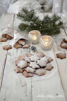 "Ooo!  I would make these from an old Colonial recipe for ""spiced cookies"" - similar to old gingerbread."
