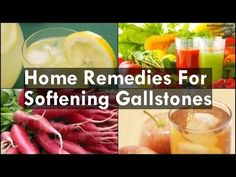 Home Remedies For Softening Gallstones - YouTube