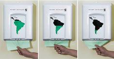 15 Most Creative Green Ads (green advertising) - ODDEE