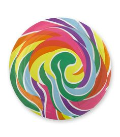 Candy paper plates