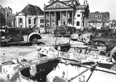 Gendarmenmarkt 1945