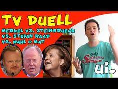 TV Duell: Merkel vs Steinbrück vs Stefan Raab vs Wahl-O-Mat, ui!