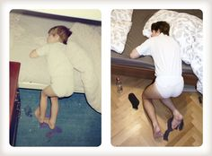 Two Brothers Recreated 20 Childhood Photos For Their Mom. The Result Is Hilarious...And Adorable.