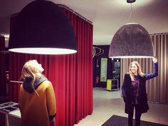 Via roombyroom2016 on Instagram @artemide_lighting #roombyroomsalone2016 #salonedelmobile2016 #milano #artemide #nuracoustic #light #luce #artemide #pendant #sospensione #interni #design #interiordesign #interior #lampada #nur #salonedelmobile #milano @isaloniofficial #youngarchitect #women #blogger #fuorisalone
