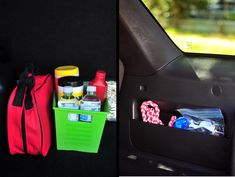 Complete List of Things to Keep in Your Car for the Chronically Forgetful - Domestic Geek Girl