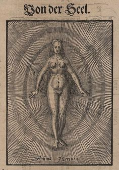 Basilius Valentinus. Of The Spirit of Mercury. 1400s. 'Wherefore I now say, that all visible, tangible things are made of the Spirit of Mercury, which excels all earthly things of