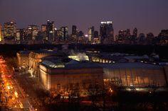 the Metropolitan Museum of Art at 1050 Fifth Avenue