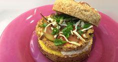 Recepty Dukanova dieta Salmon Burgers, Sandwiches, Ethnic Recipes, Diet, Paninis