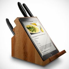 Knife Tablet Block by Victorinox