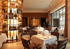 Ristorante Frescobaldi 15 New Burlington Place, Mayfair, Hearty. Granger And Co, Culinary Chef, Linear Lighting, Meet Friends, New London, Wallpaper Magazine, Best Dining, London Restaurants, Cafe Restaurant