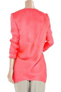 Roksanda   Silk-gazar jacket   NET-A-PORTER.COM