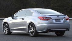 Subaru Legacy Coupé