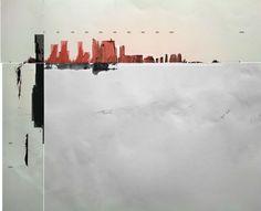 Beniamino Servino. Ascisse e Ordinate di un Paesaggio/A Landscape in the Cartesian axes.