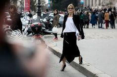 PFW Day Five - Celebrity Fashion Trends