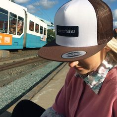 truckers and trams! #dwbtoftshit #truckercap Click on the image if you want to buy or check price on this product!