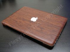 """New Style Royal Wood Primavera Decal for Apple Macbook PRO 13"""" 13.3"""" Royal Primavera Wood Protector Full Body Wrap Skin Decal 7 pieces on Etsy, $50.71 CAD"""