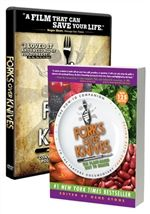 """A friend says, """"I saw the movie and have now stopped eating meat!"""" Read it OR view it!"""