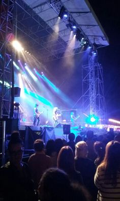La Fuga en directo Concert, Fiestas, Recital
