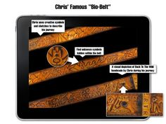 chris mccandless belt picture | iTunes - Books - Back to the Wild by Christopher McCandless