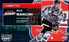 Palm Beah Hawks Elite, Nick Mancini Makes NCAA DII Commitment