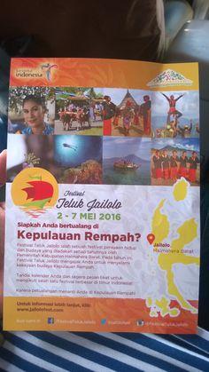 Festival Teluk Jailolo 2016